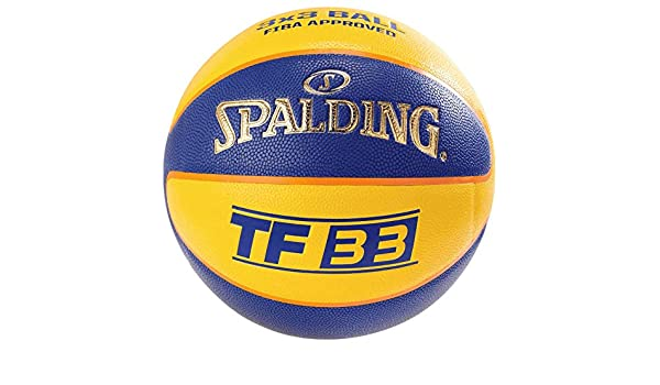 Spalding TF33 - Balón de Baloncesto Oficial, Color Multicolor ...
