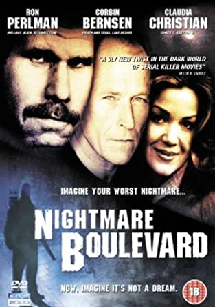 Nightmare Boulevard [DVD] by Ron Perlman: Amazon.es: Mark ...