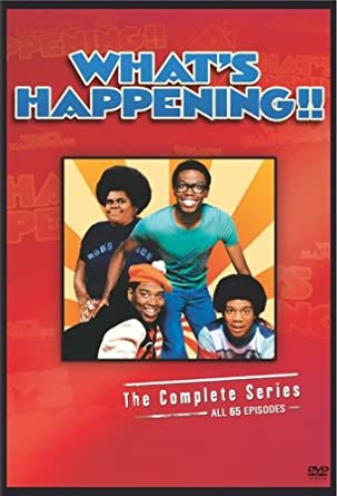 Amazon com: What's Happening: The Complete Series (Slim Packaging
