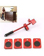 1 conjunto de rolos de movimento resistentes para móveis, eletrodomésticos, rodas, remoção, movimento perfeito para gavetas/guarda-roupas/máquina de lavar/secadora/polia de sofá