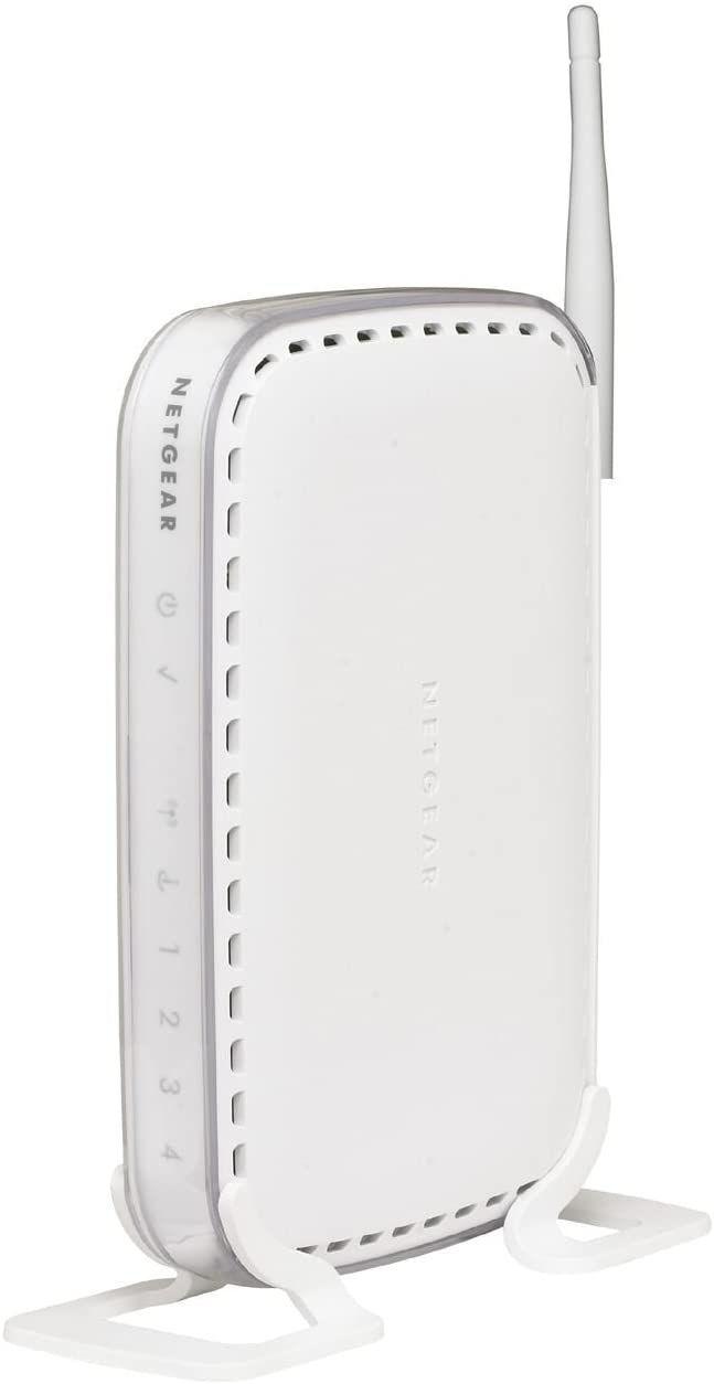 4-Port Switch 10//100 DSL ROUTER NETGEAR wgr614 v9 wireless G//54 Mbit