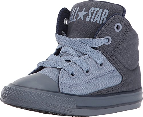 Midnight Blue Kids Shoes - 3