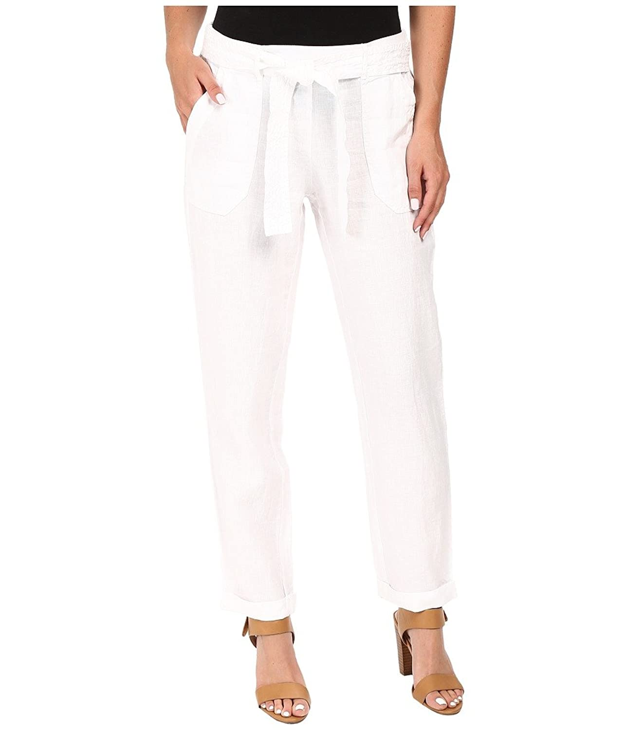 Three Dots Women's Sherin Rolled Pants