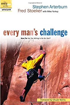 Every Man's Challenge: How Far Are You Willing to Go for God? (The Every Man Series) 1578567564 Book Cover