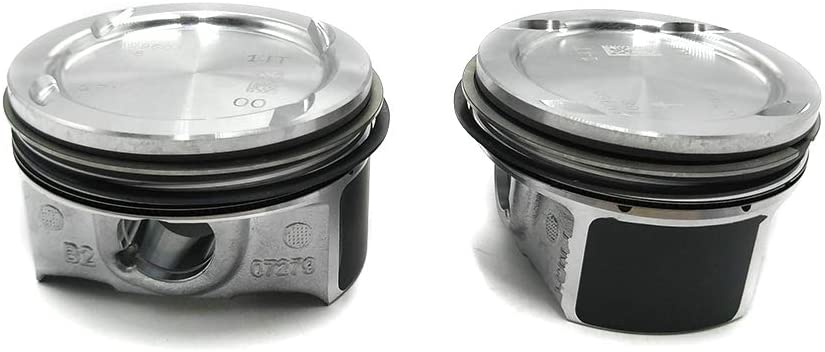 #30363 Set of 4 Piston And Ring 55580184 For GM Encore 1.4T