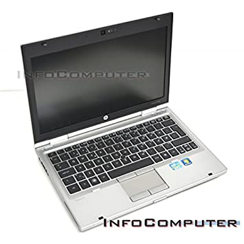 Infocomputer Portátil Barato HP 2570p Elitebook Intel Core i5 3320M 2,6GHz 4GB RAM,