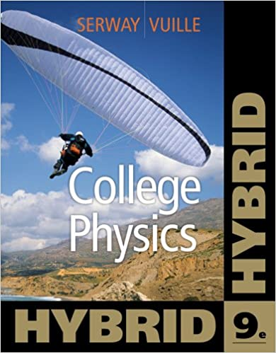 Amazon college physics hybrid with enhanced webassign college physics hybrid with enhanced webassign homework and ebook loe printed access card for multi term math and science cengage learnings new hybrid fandeluxe Images