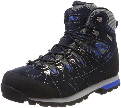 CMP Arietis, Stivali da Escursionismo Alti Uomo Blu (Black Blue N950)