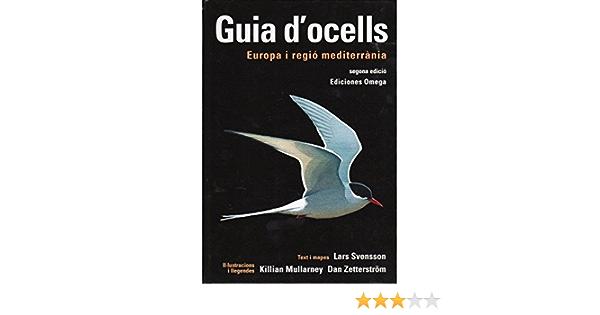 GUIA DOCELLS 2/ED. (GUIAS DEL NATURALISTA-AVES): Amazon.es: SVENSSON, L., MULLARNEY, K.: Libros