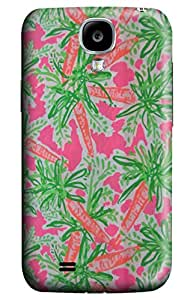 Red phoenix Feather cellphone cases for galaxy s4