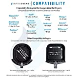 Air Fryer Accessories Bundle Compatible with