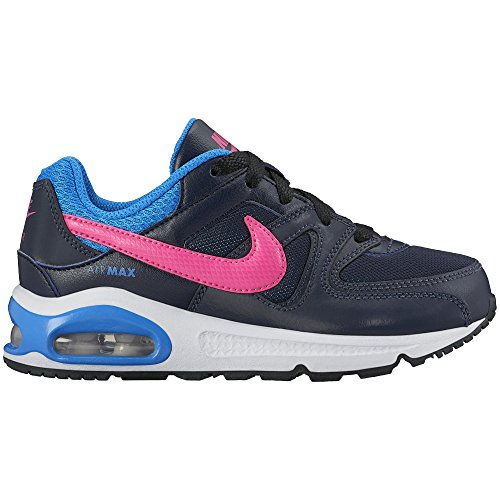 Multicolore PS Gris photo Nike Command Fille Negro Azul Rosa Obsidian Pink Pow Air Sport Max de Blue Chaussures zxnqwnpBfA