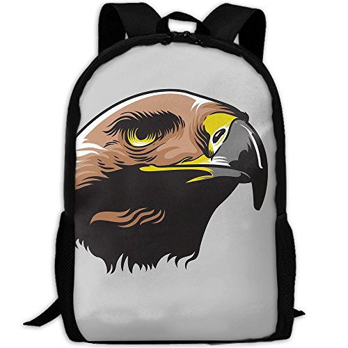 Domineering Hawks Most Durable Packable Lightweight Travel Hiking Backpack (Hawk Lightweight Hat)