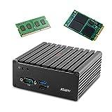 Jetway Intel Celeron N2930 Dual LAN Fanless NUC w/2GB & 64GB, JBC311U93W-2930-B