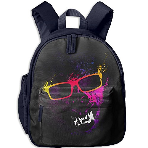 Small School Daypack Create My Own With Wolf Say For Kindergarten Unisex Kids - Oxford Street Los Angeles