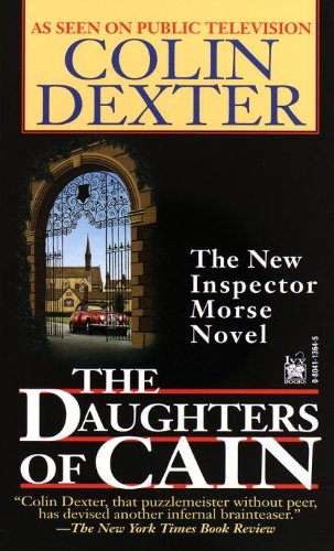 book cover of The Daughters of Cain