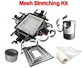 Screen Mesh Stretching Kit