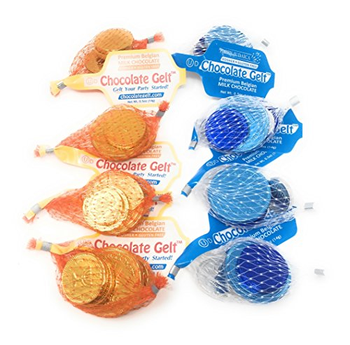 Chocolate Coins - 7