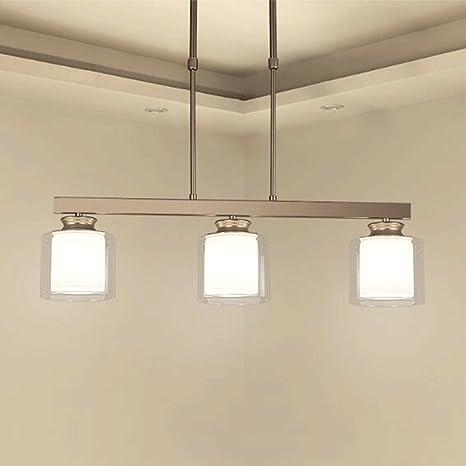 Restaurante rectangular de techo Modernos Y Minimalisti ...