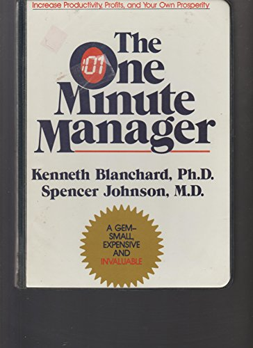 The One Minute Manager by Nightingale- Conant