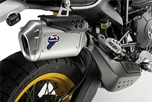Ducati Desert Sled Scrambler High Homologated Termignoni exhaust 96481231A