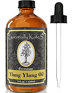 Ylang Ylang Essential Oil 4 oz. with Detailed User's...