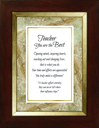 Heartfelt Collection Meaningful Moments Frame, Teacher by CB Gift