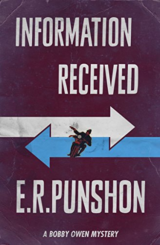 Information Received (The Bobby Owen Mysteries)