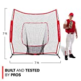 Rukket 7x7 Baseball & Softball Net, Practice