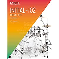 Trinity College London Drum Kit 2020-2023. Initial - Grade 2
