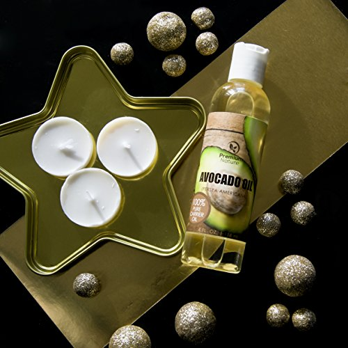 Avocado Oil Natural Oil Massage Oil Skin for Skin & Nails - Antioxidant Irritated Skin Nature