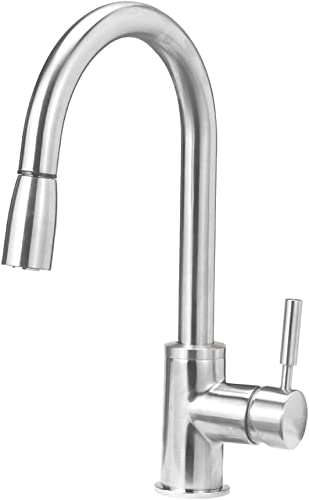 Blanco 441647 SONOMA Single-Handle Pull-Down Sprayer Faucet