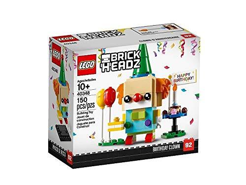 BrickHeadz Happy Birthday Clown 40348 150 Pieces