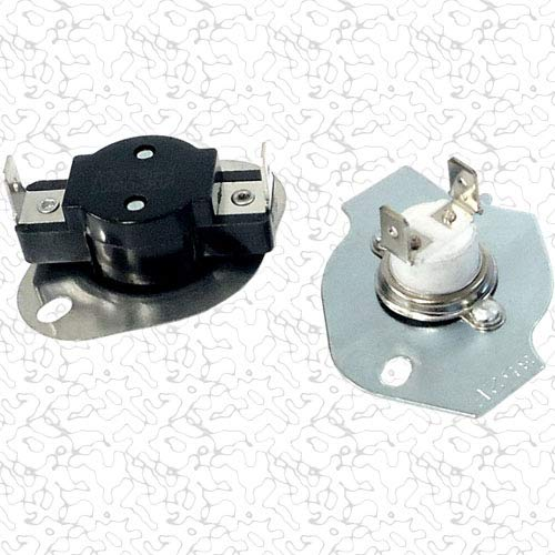 696397 - Kenmore Aftermarket Replacement Dryer Thermostat Thermal Fuse Limit Switch Kit ()
