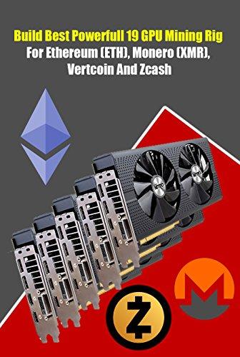 Amazon com: Build Best Powerfull 19 GPU Mining Rig For