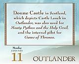 Outlander 2016 Boxed/Daily Calendar