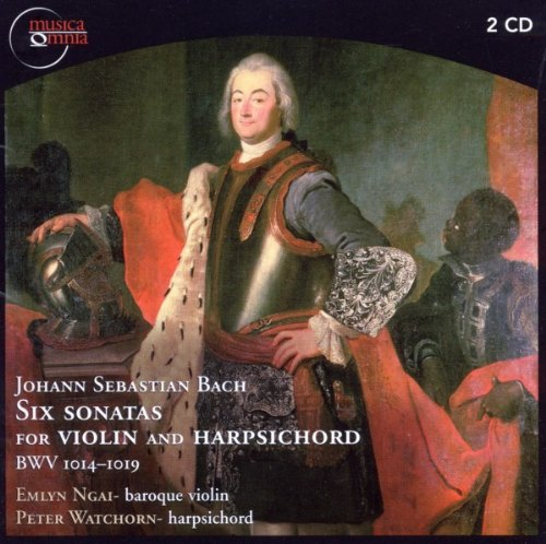 Bach: Six Sonatas for Violin and Harpsichord, BWV -