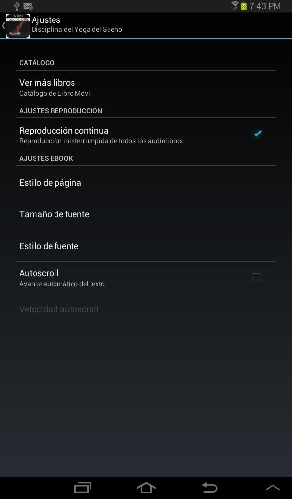 Amazon.com: Disciplina del Yoga del Sueño: Appstore for Android