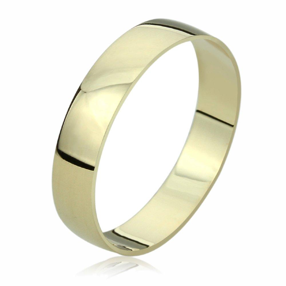 Thorsten Wildlife Sport Fishing Trout Fish Jumping Print Pattern Ring Black Tungsten Ring 6mm Wide Wedding Band from Roy Rose Jewelry