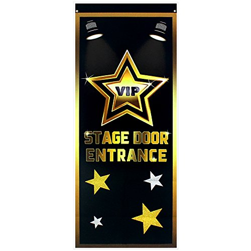 Musykrafties Hollywood Award Night Theatre VIP Stage Door Entrance Doors Cover -