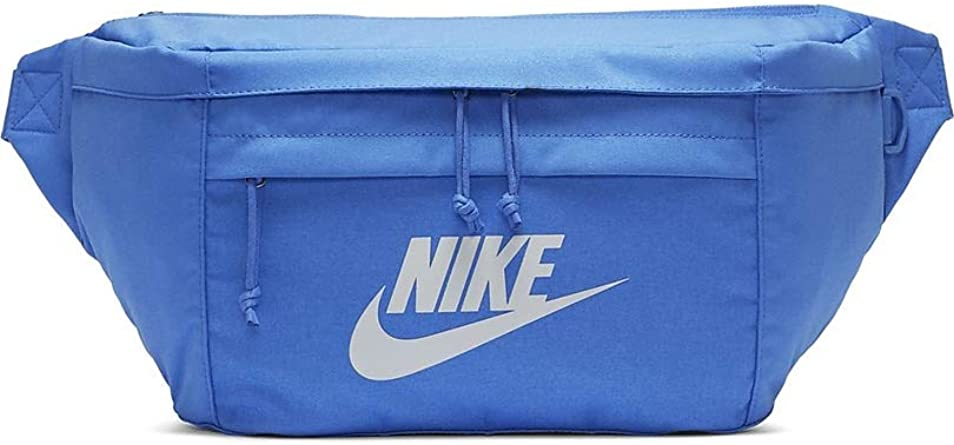 Amazon Com Nike Nike Tech Hip Pack Pacific Blue Pacific Blue Photon Dust Misc Clothing