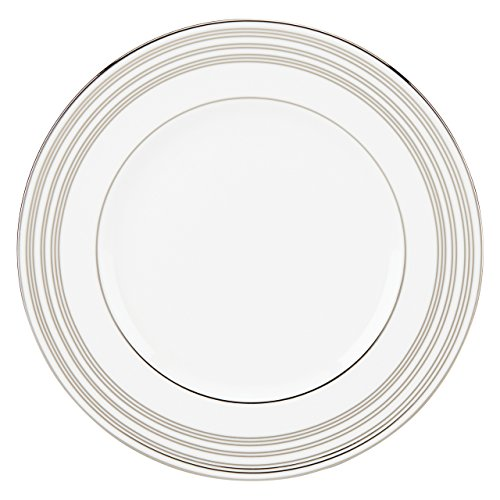Lenox Federal Platinum Accent Plate, White