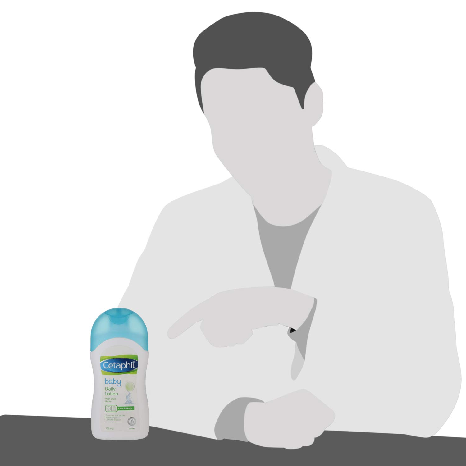 Buy Cetaphil Baby Daily Lotion 400 Ml Online At Low Prices In India With Shea Butter