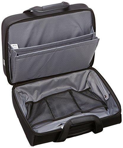Samsonite 60644-1041 Triforce Laptop Rollkoffer, 28.50 Liter, Schwarz