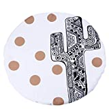 Round Rugs Baby Carpet Rug Nursery Rugs Design Home Decoration Area Rugs Bedroom/Living Room Baby Crawling Mats Kids Play Mat Machine Washable Rugs