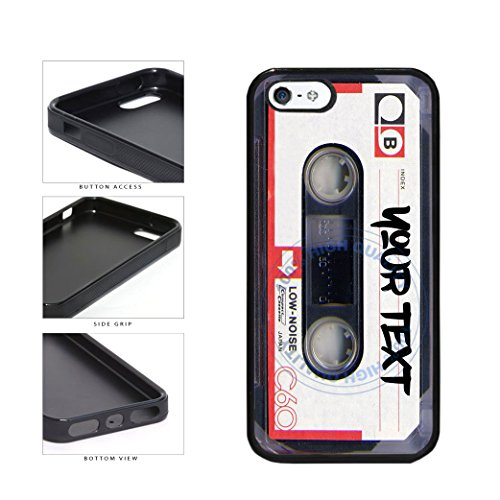BleuReign Personalized Custom Name Mixtape Cassette TPU RUBB