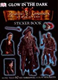: Pirates of the Caribbean: At World's End Glow-in-the-Dark Sticker Book