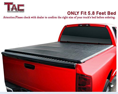 Tac Soft Tri Fold Tonneau Cover Compatib Buy Online In El Salvador At Desertcart