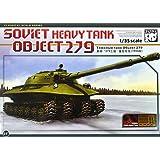 Panda model 1/35 Soviet prototype heavy tank Obuiekuto 279 PH35005