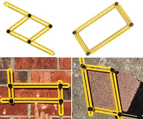 multi angle mesurant r gle g n rale angleizer mod le r gle. Black Bedroom Furniture Sets. Home Design Ideas